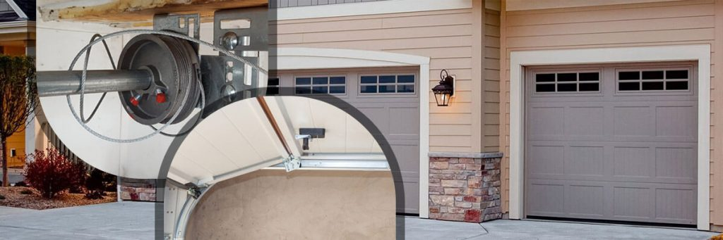 Garage Door Cables Repair Conroe
